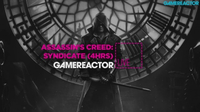 GRTV Live: Assassin's Creed: Syndicate - Del 1