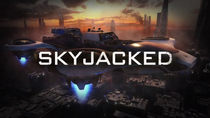 Call of Duty: Black Ops 3 - Sniktitt på Awakenings Skyjacked-kart