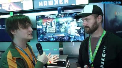 Vi snakker med Hawken-utvikleren