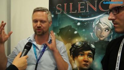 Silence - Marco Hüllen & Ralf Kessler-intervju