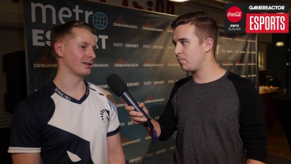 DreamHack Winter - Quake Champions: intervju med Winz