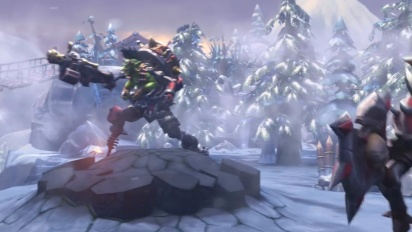 Heroes of the Storm - Alterac Valley Trailer