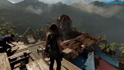 Shadow of the Tomb Raider - videoanmeldelse