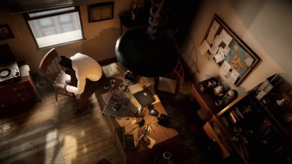 Blacksad: Under the Skin - Story Trailer