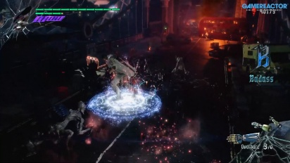 Devil May Cry 5: Special Edition - Dark Legendary Knight Mode Gameplay