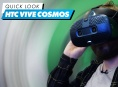 HTC Vive Cosmos - Quick Look