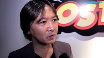E3 13: Sonic Lost World-intervju