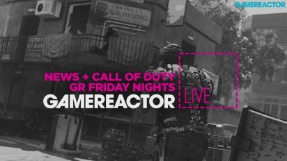GRTV Live: GR Friday Nights - CoD: Advanced Warfare 10/4-15