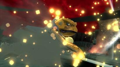 Naruto Shippuden: Ultimate Ninja Storm 4 - Level-Up 2015 Trailer
