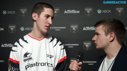 Call of Duty Championship - Denial eSports JKap-intervju