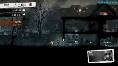 Gameplay: 15 minutter av This War of Mine: The Little Ones