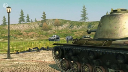 World of Tanks Blitz – Collaboration with Valkyria Chronicles