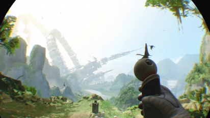 Robinson: The Journey på PS4