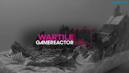 Vi spiller Wartile med utviklerne