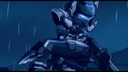 Hardcore Mecha - PlayStation China Hero Project Spring Showcase Trailer