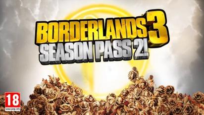 Borderlands 3 - Season Pass #2 Trailer