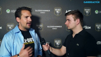 Call of Duty Championship-intervju