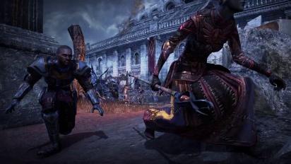 Elder Scrolls Online Tamriel Unlimited - Imperial City DLC Trailer