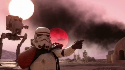 Star Wars Battlefront - Paris Games Week Trailer