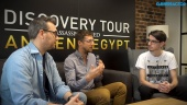 Discovery Tour by Assassin's Creed: Ancient Egypt - intervju med Maxime Durand og Jean Guesdon