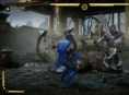 Mortal Kombat 11 - Sub-Zero VS. Geras Reveal Event Gameplay