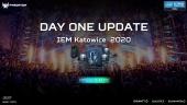 IEM Katowice 2020 - Dag 1-oppdatering (før kanselleringen)