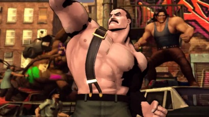Marvel vs. Capcom 3: Fate of Two Worlds - Haggar