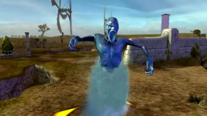 Magic the Gathering: Tactics - Blue Mana Trailer