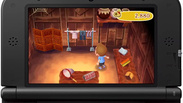 Animal Crossing: New Leaf - Inside the Treehouse: First Day in Town