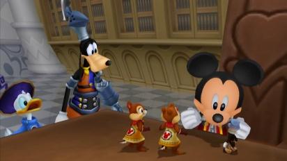 Kingdom Hearts HD 2.5 Remix - Debut Trailer
