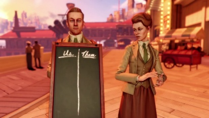 Bioshock Infinite - VGX 2013 Character of the Year Nomination Video