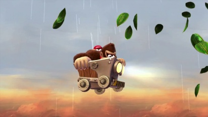 Donkey Kong Country: Tropical Freeze - Reviews Trailer