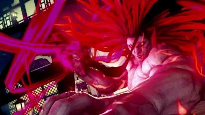 Street Fighter V - Paris Games Week trailer
