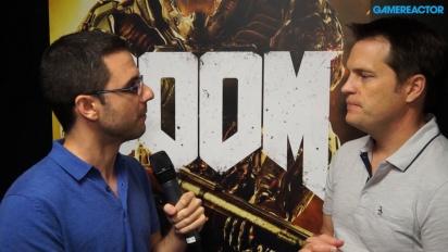 Utviklerne om Doom VR