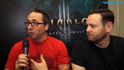 Diablo III: Blizzcon 2016 - Kevin Martens & John Muller-intervju