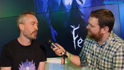 Fe - intervju med Klaus Lyngeled
