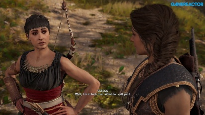 Assassin's Creed Odyssey - Odessas historieoppdrag