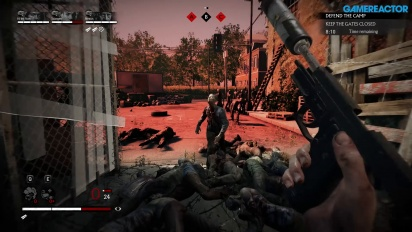 Overkill's The Walking Dead - Videoanmeldelse