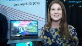 CES19: Dell Latitude 7400 2-in-1 - Cami Collins Interview