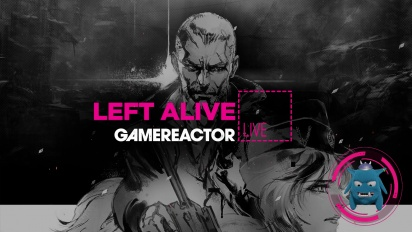 Left Alive - Livestream Replay