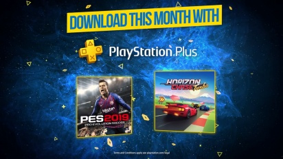 PS Plus - July 2019