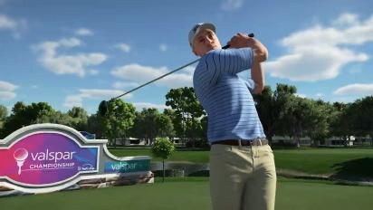 PGA Tour 2K21 - Release Date Trailer