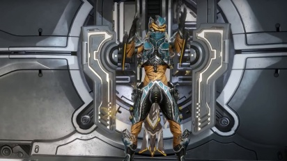 Warframe on Xbox Series S/X - Available Now