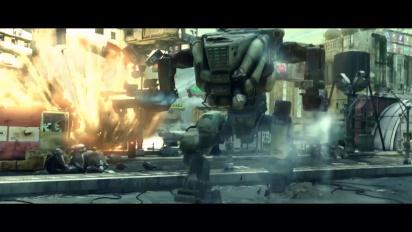 Hawken - Cinematic Open Beta Launch Trailer