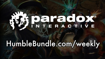 Humble Bundle - Paradox Interactive Weekly Bundle
