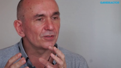 GC 13: Godus/Peter Molyneux-intervju