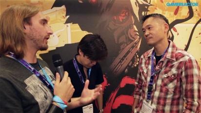 GC 13: Yaiba: Ninja Gaiden Z-intervju