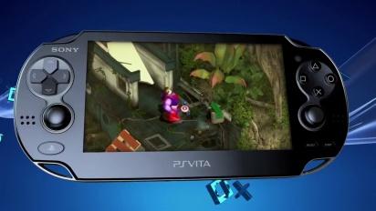 PS Vita - Xmas 2013 Trailer