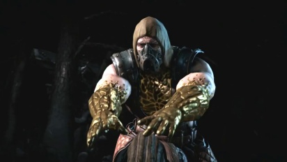 Mortal Kombat X - Tremor Trailer