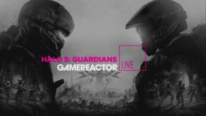 GRTV Live: Halo 5: Guardians